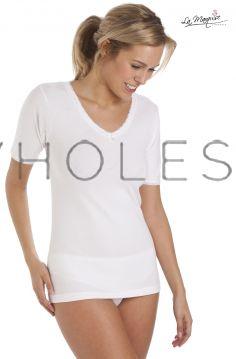 1031 Short Sleeve Thermal Vest