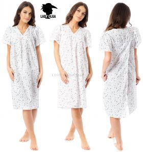 1086 Lady Olga Incontinence Nightdress