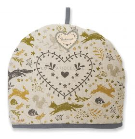 1421 Woodland Tea Cosy by Cooksmart