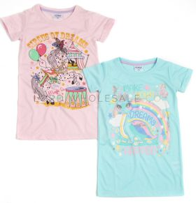 Younger Girls Nightdresses by Red Melon 8 pieces