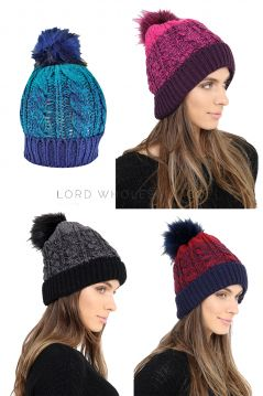 2183 Sherpa Lined Hats by Heat Machine