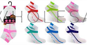2228 Ladies Trainer Socks