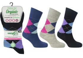 2275 Wellness Organic Socks Georgia