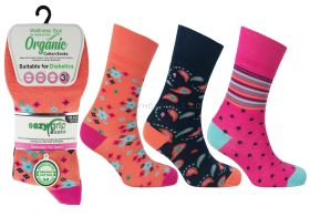 2276 Organic Cotton Socks Miami