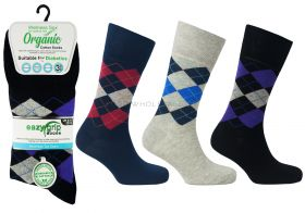 2299 Wellness Organic Cotton Socks Rome
