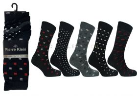 Men's 5 Pair Pack Computer Socks by Pierre Klein