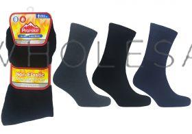 2727 Wholesale Non Elastic Thermal Socks