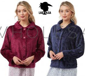 4163 Lady Olga Sweet Embrace Bed Jacket