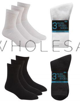 42B327 42B415 Boys Sports Sock