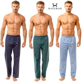 7090 Haigman 2 Pack Pyjama Trousers