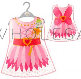 TA8713 Fairy Princess Wipe Clean Tabard by Cooksmart