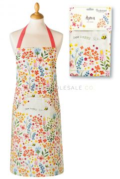 AP9639 Bee Happy Aprons by Cooksmart