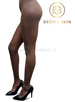 Brown Skin Essentials Tights Cafe Brown