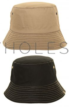 C536 Older Boys Plain Sun Hats