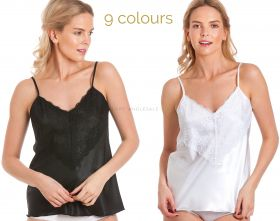 CT46 English Made Satin Camisole