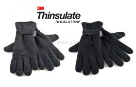 GL127 3M Thinsualte Fleece Gloves