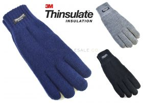 Ladies 3M Thinsulate Knitted Gloves GL137 12 pieces