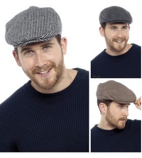 GL227 Men's Flat Caps