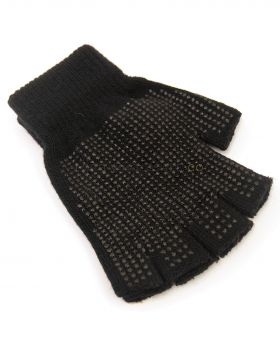 GL310 Adults Thermal Magic Fingerless Gloves