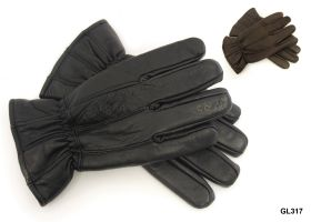 GL317 Leather Gloves