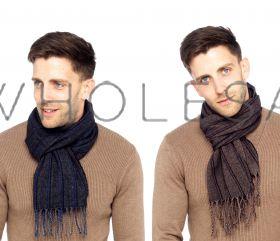 GL344 Men's Herringbone Scarves by Tom Franks