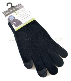 Mens Touch Screen Gloves GL351