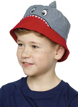 GL925 Kids Shark Bucket Hats