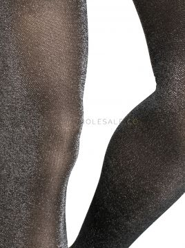 Microfiber 3D Glitter Opaque Tights
