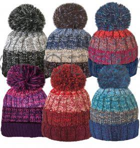 HAI-660 Sherpa Lined Unisex Hats