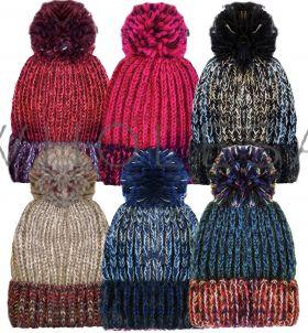 HAI691 Unisex Multicolour Hats by Rock Jock