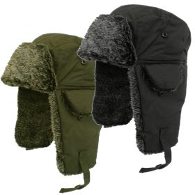 HAI-732 Showerproof Trapper Hats