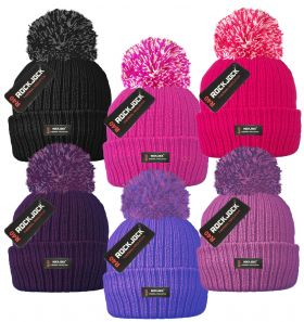 HAI-796R Plain Thermal Ladies Hats