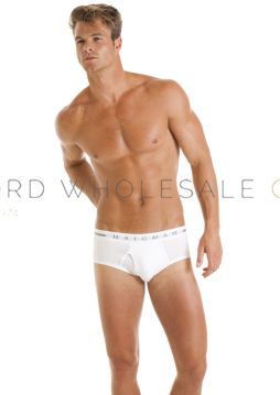 Mens Briefs 3 Pair Pack by Haigman