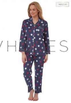 IN29284 Wholesale Supplier of Indigo Sky Nightwear