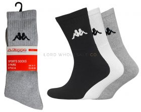 Men's Kappa Sports Socks Assorted