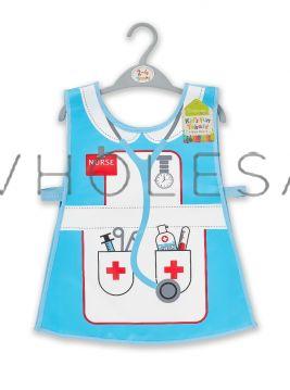 Children's Nurse Wipe Clean Tabard by Cooksmart