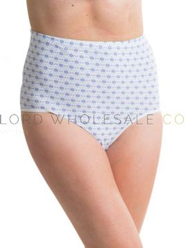 M1 Ladies Floral Tunnel Briefs