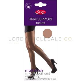 Firm Support Tights Factor 10 By Silky 6 pairs