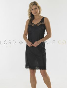 Ladies Full Slips with Built Up Shoulder by Marlon P106