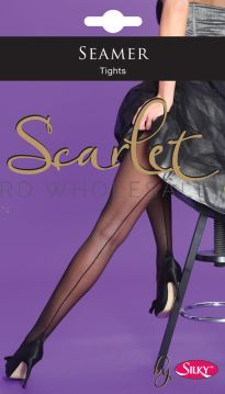 Seamed Tights