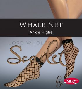Wholesale Whale Net Ankle Highs