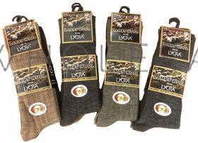 SE049 Men's Wool Blend Socks