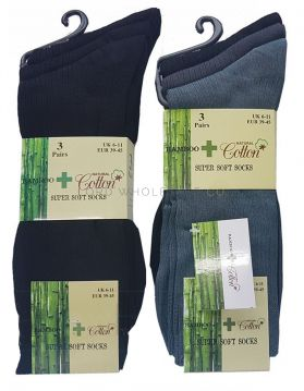 SE106 Bamboo & Cotton Mix Sock