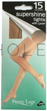 Pretty Legs Super Shine Tights