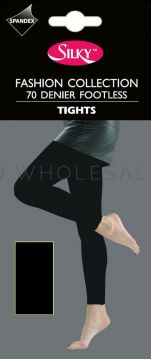 70 Denier Footless Tight