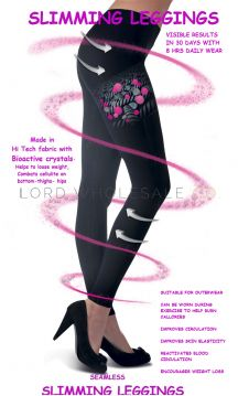 Slimming Leggings in Display Box,