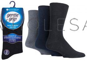 SOMRB96J3BNG Big Foot Wholesale Gentle Grip Socks