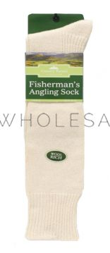 Country Pursuit Fishermans Long Socks 6-11