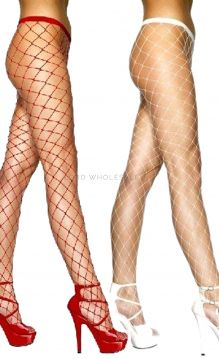 Whale Net Tights By Leg Life 6 pairs