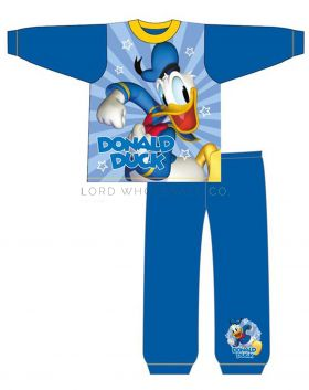 Z01_31205 Boys Donald Duck Pyjamas